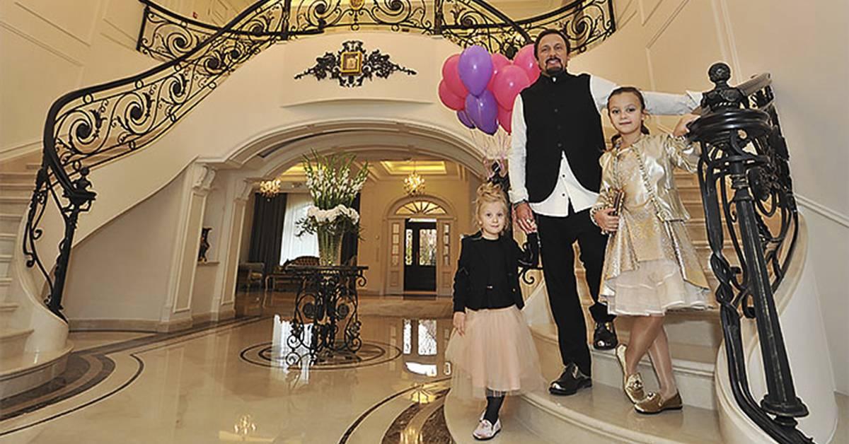 Жена стаса михайлова: сколько супруг было и возраст теперешней, дети и личные фото