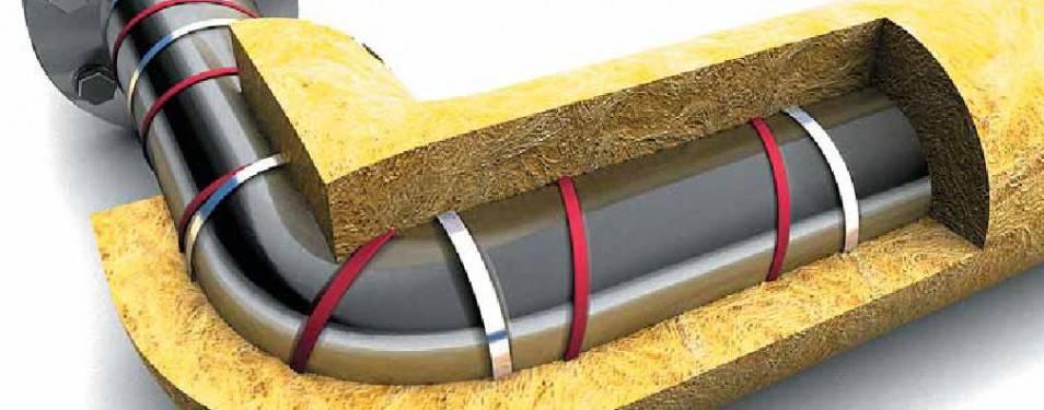 Как утеплять канализационные трубы в земле