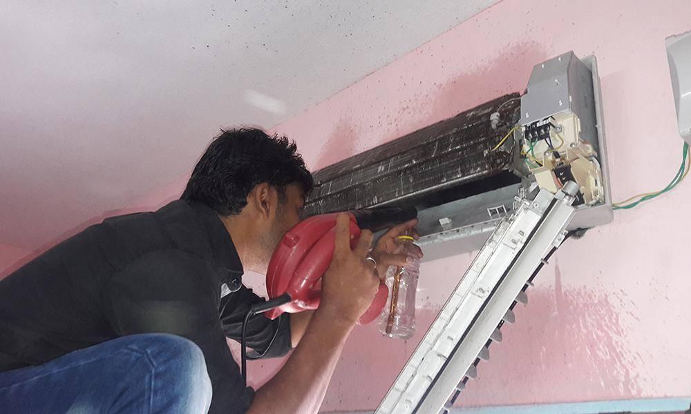 Руководство по демонтажу кондиционера своими руками с сохранением фреона