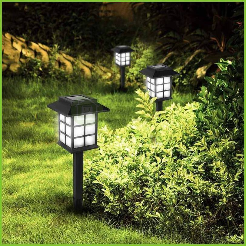 Уличные светодиодные светильники на солнечных батареях