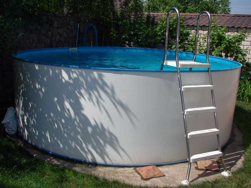 Как из надувного бассейна сделать каркасный: пошаговая инструкция по переделке своими руками, какие проблемы могут возникнуть в процессе