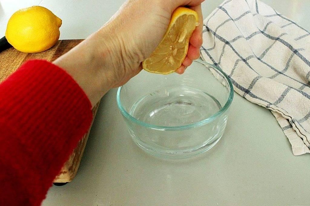Рекомендации и советы, как почистить микроволновку лимоном