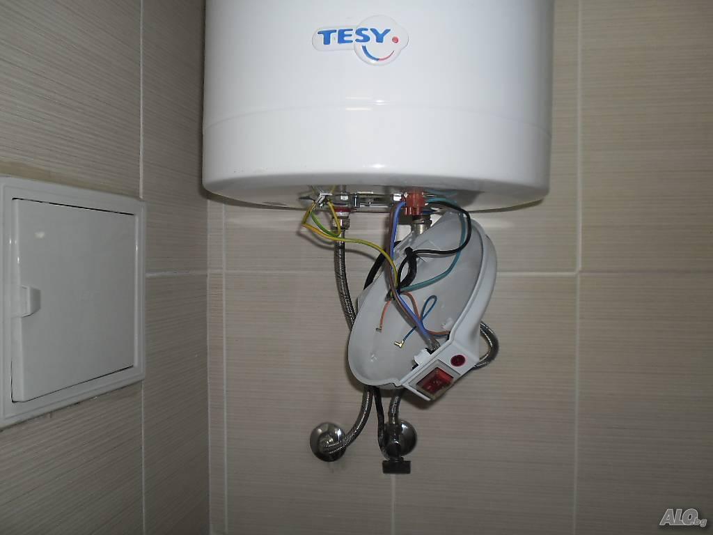 Проточный водонагреватель электрический для квартиры как подключить