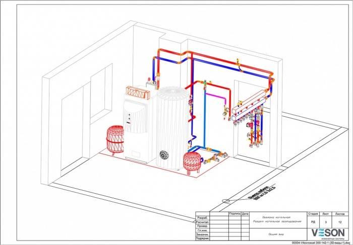 Выбор системы отопления коттеджа