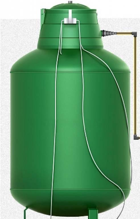 Газгольдер antonio merloni (антонио мерлони): модельный ряд и критерии выбора оборудования