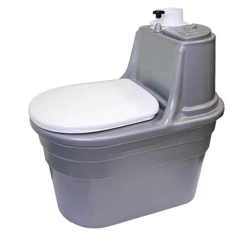 Биолуалет для частного дома и квартиры без запаха и откачки