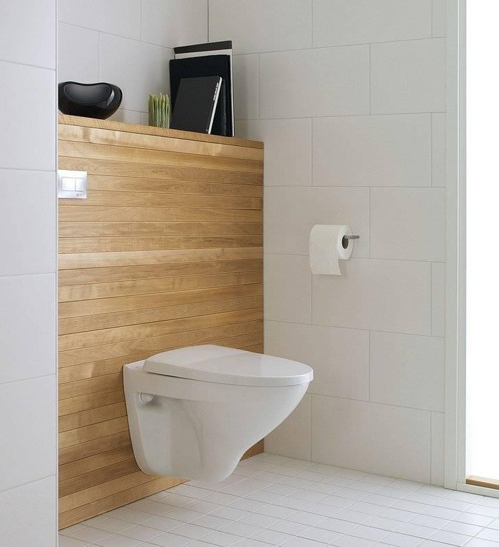 7 правил дизайна туалета в квартире и 92 реальные фото