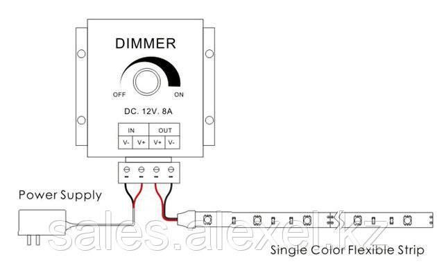 Диммер своими руками: устройство, принцип работы + инструктаж как сделать диммер самому