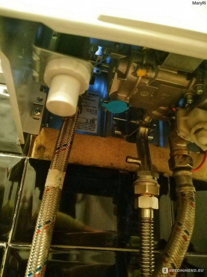 Что делать, если газовая колонка тухнет