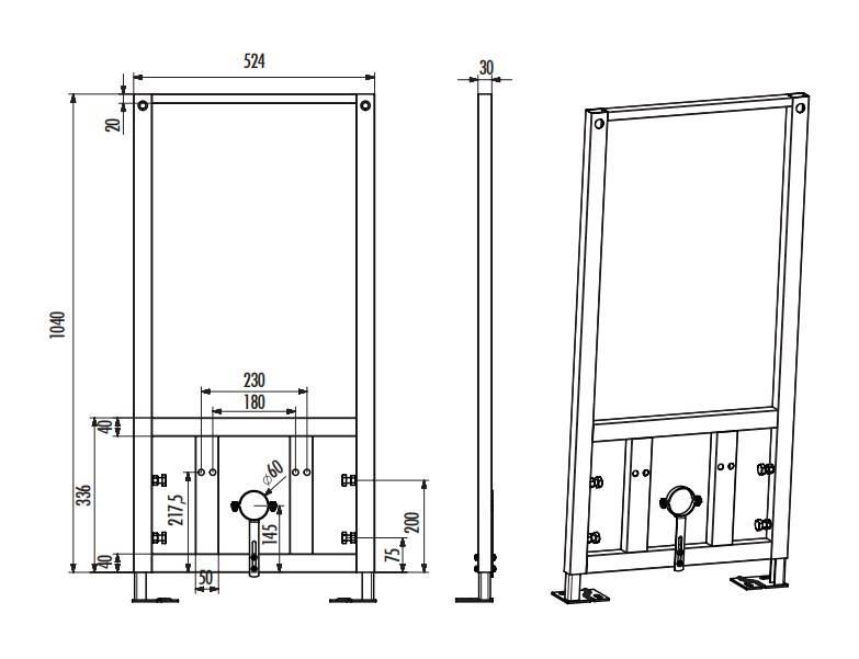Инсталляция для биде: типовые схемы монтажа + пошаговый инструктаж по установке