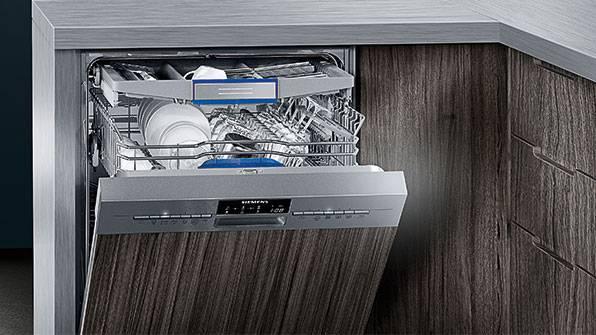 Встраиваемые посудомоечные машины siemens 60 см: обзор моделей