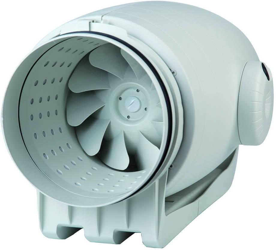Канальные вентиляторы — лучший вариант для вытяжки в помещении