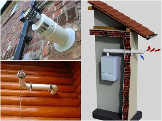 Как установить коаксиальный дымоход в деревянном доме. нормы установки коаксиального дымохода: основные требования к монтажу