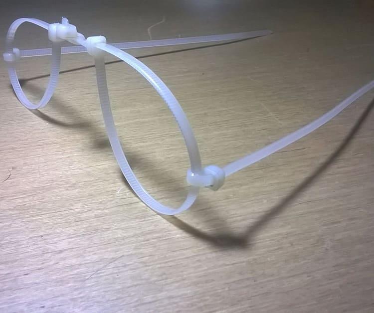 Пластиковые кабельные стяжки: материалы изготовления, виды замков, как их правильно использовать, какие лучше