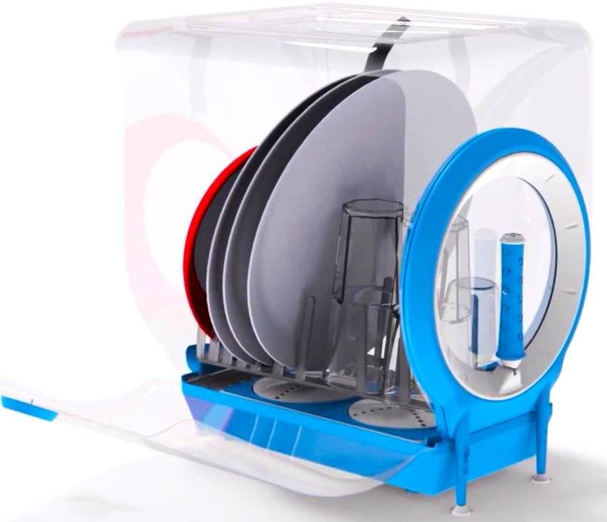 Посудомойка для дачи: обзор миниатюрных решений, не требующих подключения к водопроводу