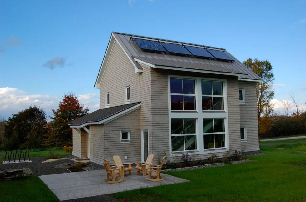Энергоэффективный дом. как повысить энергоэффективность дома.