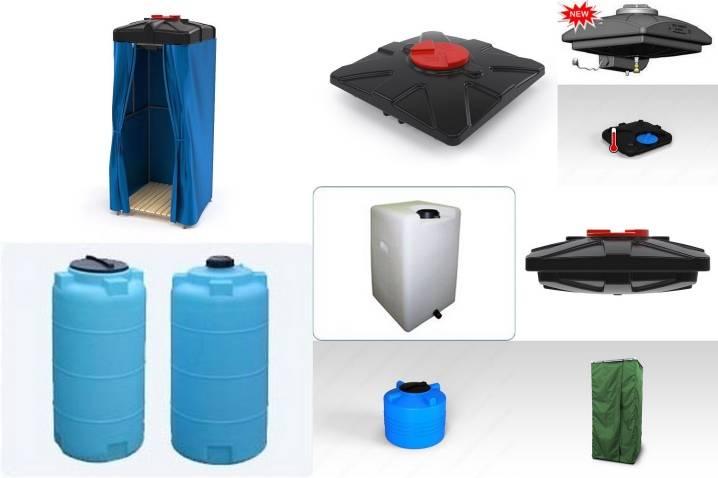 Выбираем бак для воды на дачу: какие емкости бывают и какая лучше