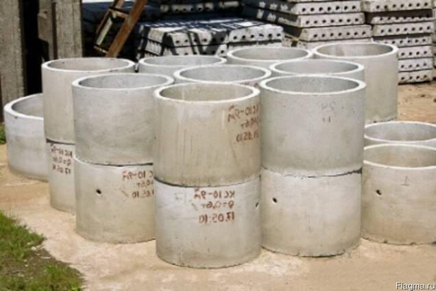 Производство жб колец – одно из направлений деятельности завода жби-4