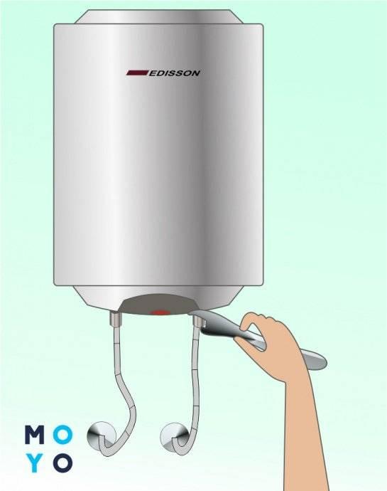 Как пользоваться водонагревателем: основные правила, правильная эксплуатация