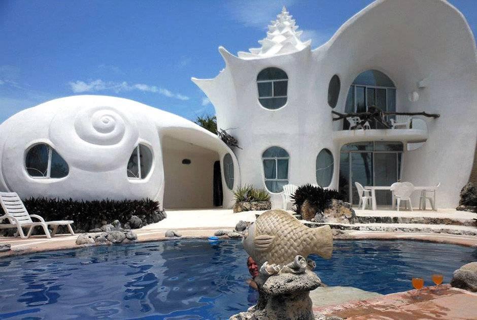 Топ-7 самых необычных домов в мире