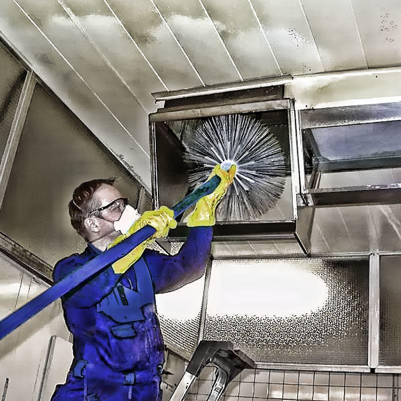 Чистка вентиляции: прочистка вентиляционных систем в многоквартирном доме, эффективные способы - ventilyaziya.ru