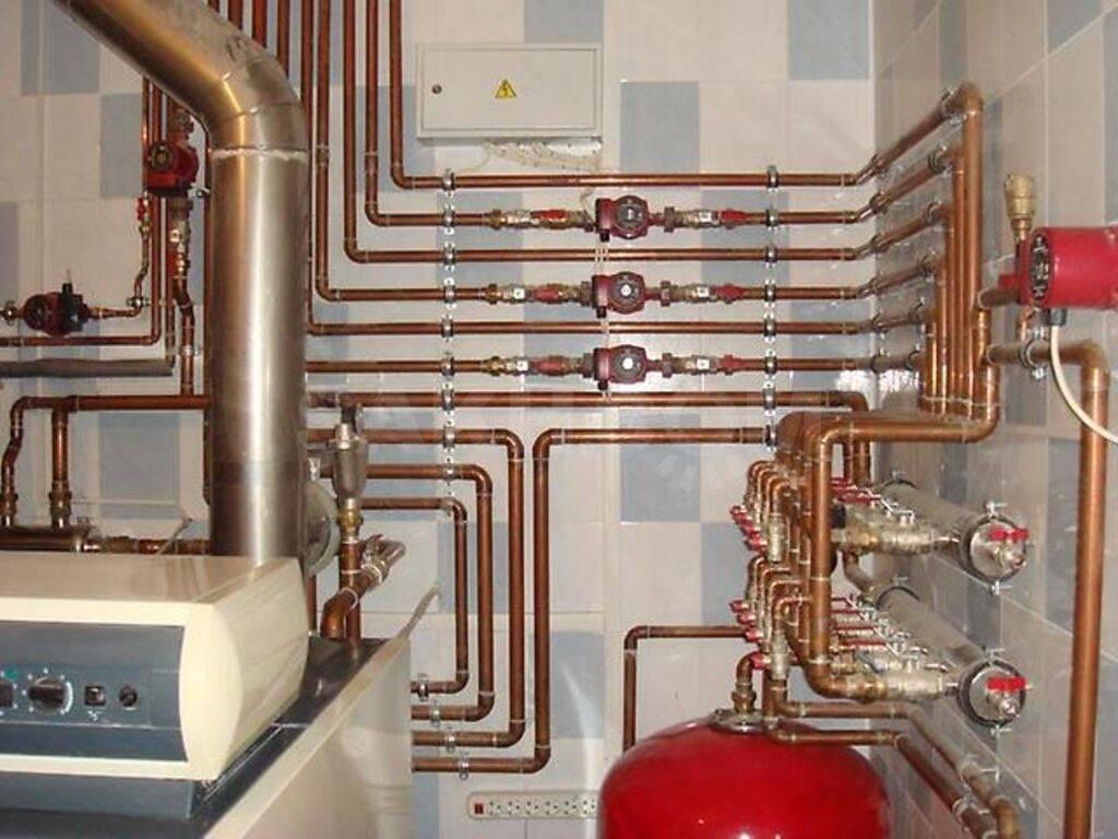 Выбираем трубы для отопления частного дома