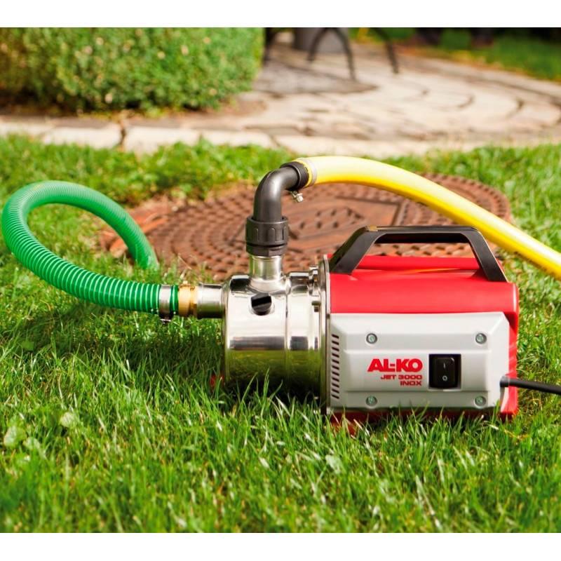 Дренажный насос для полива огорода из пруда и бочки - основные характеристики и стоимость агрегата