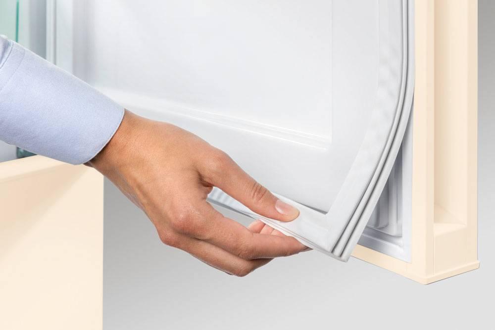 Уплотнитель для холодильника: когда требуется замена? :: syl.ru