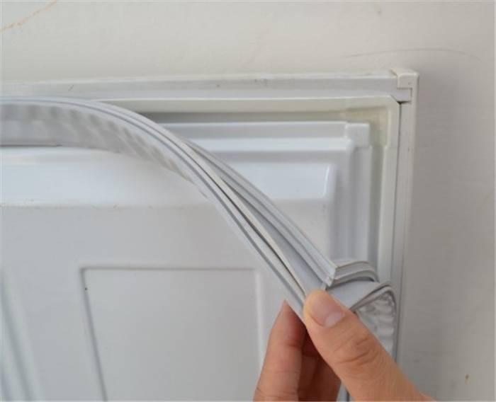 Замена уплотнительной резинки на холодильнике