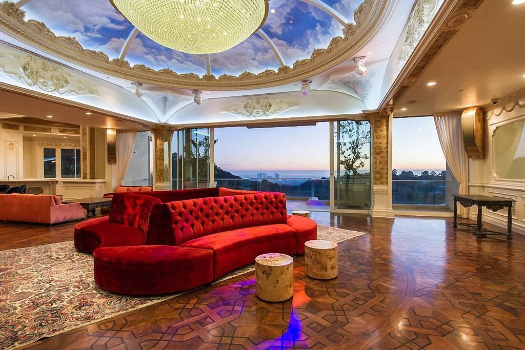 Дом самого богатого человека в россии: фото внутри и снаружи