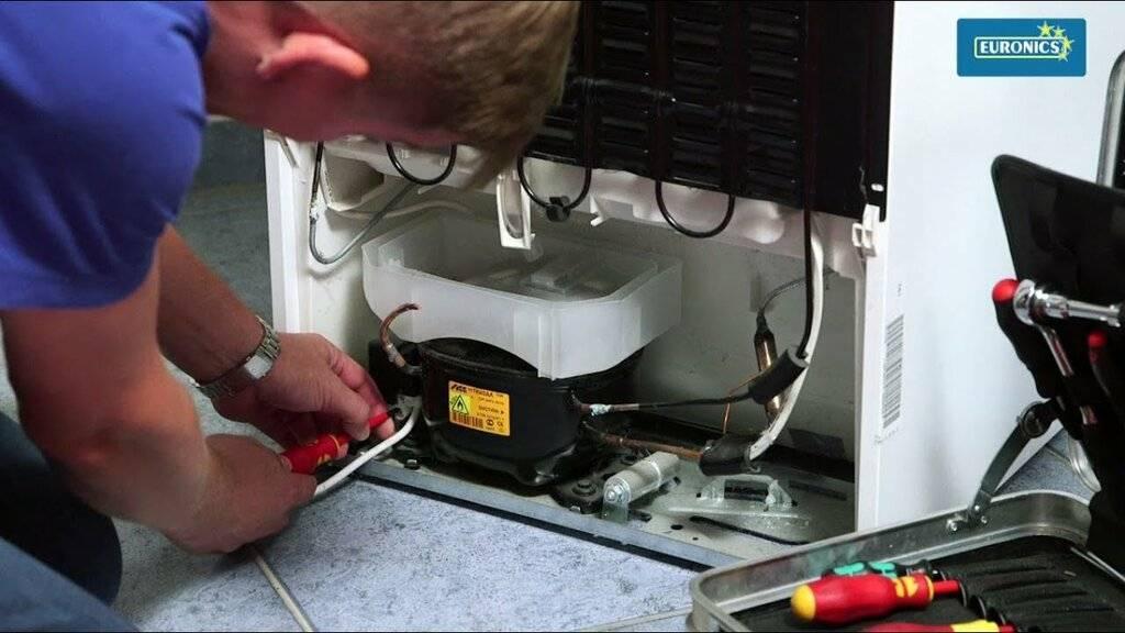 Возможные неисправности холодильника и их устранение: почему не работает и что делать