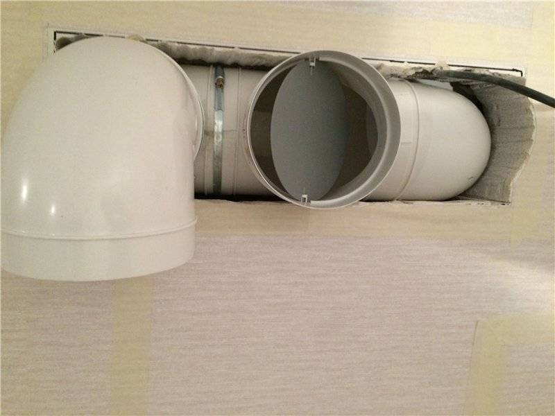 Пластиковые короба для вытяжки: обзор видов правила установки. короб вентиляционный пластиковый прямоугольный