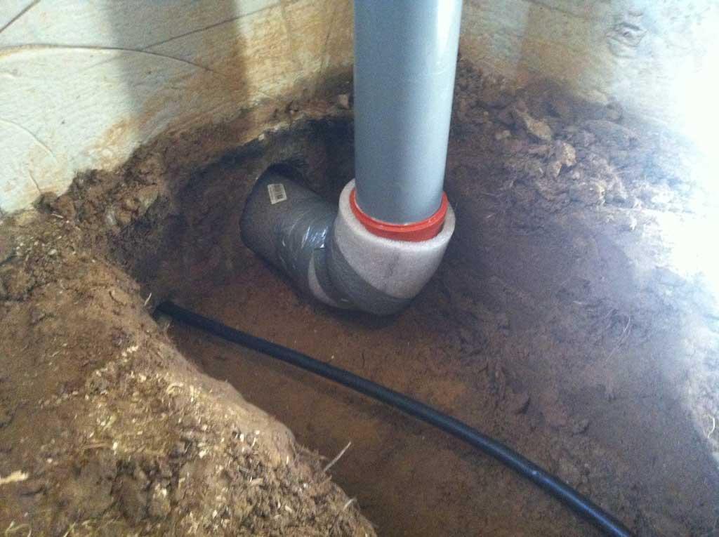 Установка канализации в частном доме своими руками - советы и рекомендации