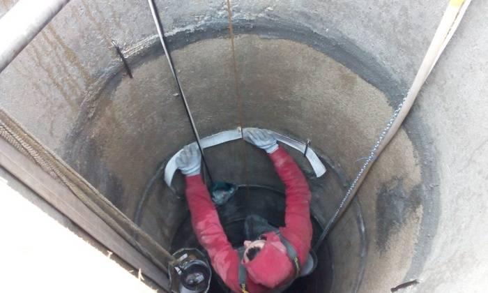 Гидроизоляция колодца из бетонных колец снаружи и изнутри