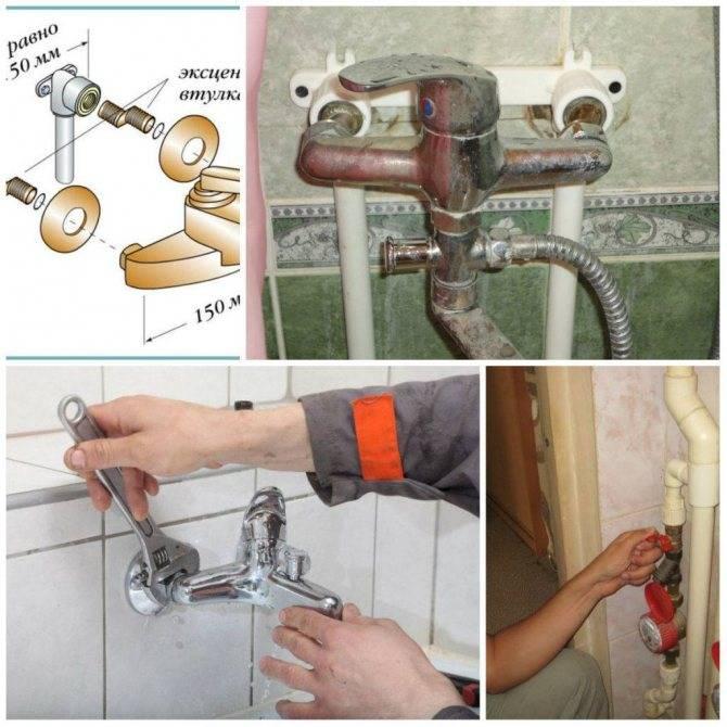 Как поменять смеситель на кухне самостоятельно - строительные материалы