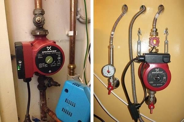 Давление в системах водоснабжения частного дома