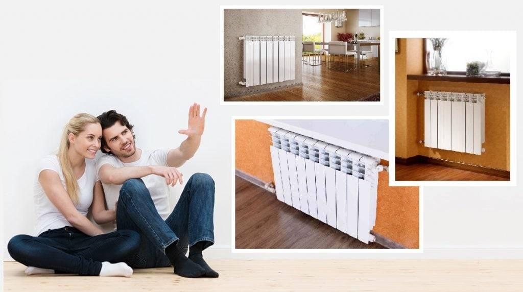 Как подобрать радиаторы отопления для частного дома
