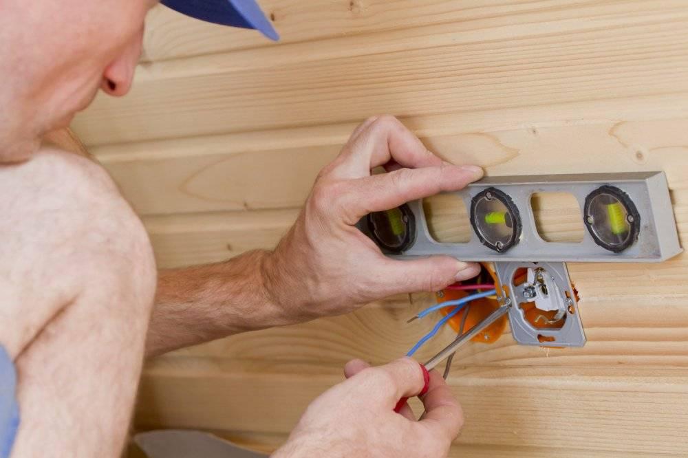 Установка розеток и выключателей в квартире — монтаж своими руками