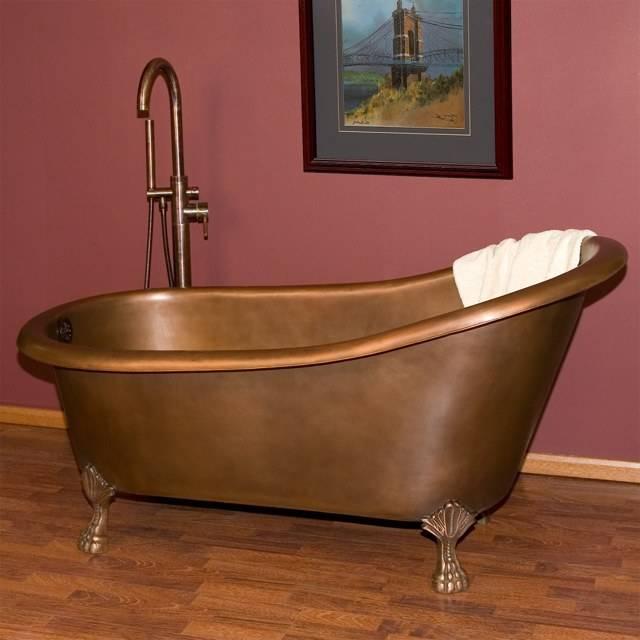 Как и чем можно покрасить чугунную ванну: обзор лучших способов реставрации