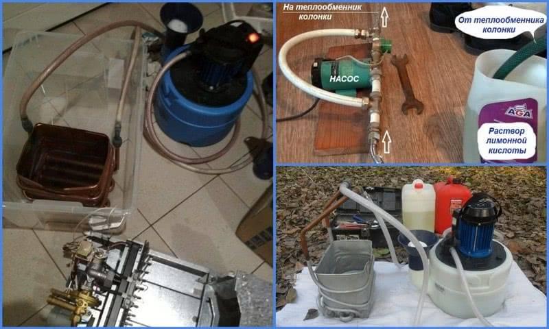 Как почистить газовую колонку: пошаговая инструкция своими руками в домашних условиях, способы, средства очистки, профилактика