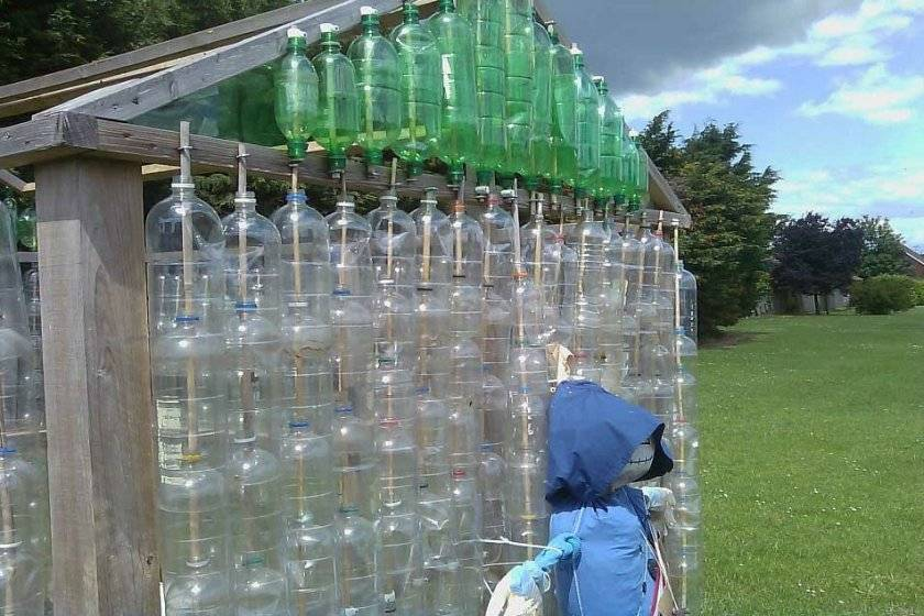 Поделки из пластиковых бутылок своими руками: пошаговая инструкция