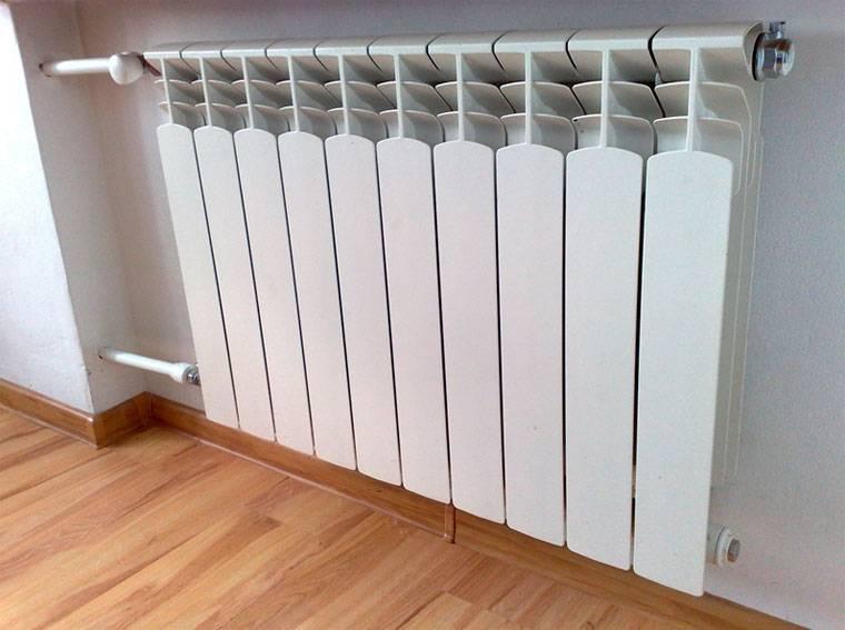 Самые лучшие радиаторы отопления для квартиры - всё об отоплении