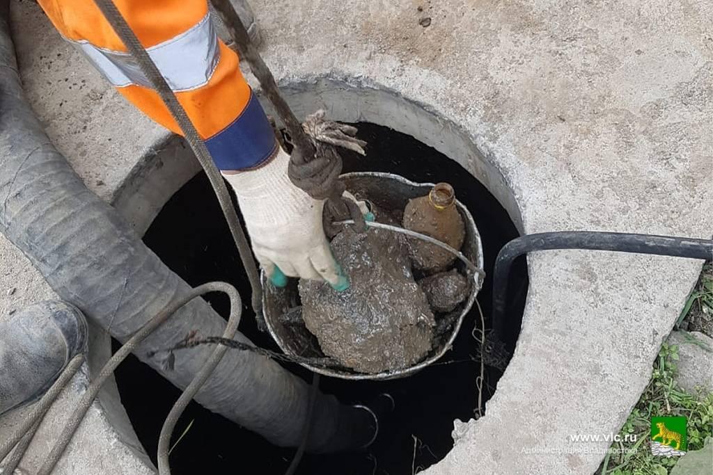 Прочистка ливневой канализации:пошаговая инструкция