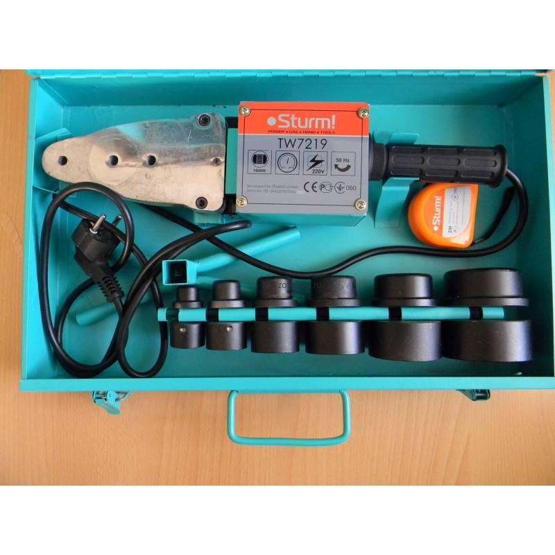 Аппарат для сварки полипропиленовых труб какой выбрать — полезные рекомендации
