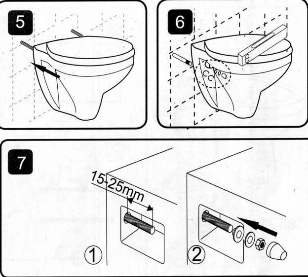 Установка подвесного унитаза с инсталяцией: пошаговая инструкция, особенности конструкции, преимущества и недостатки, подготовка к монтажным работам