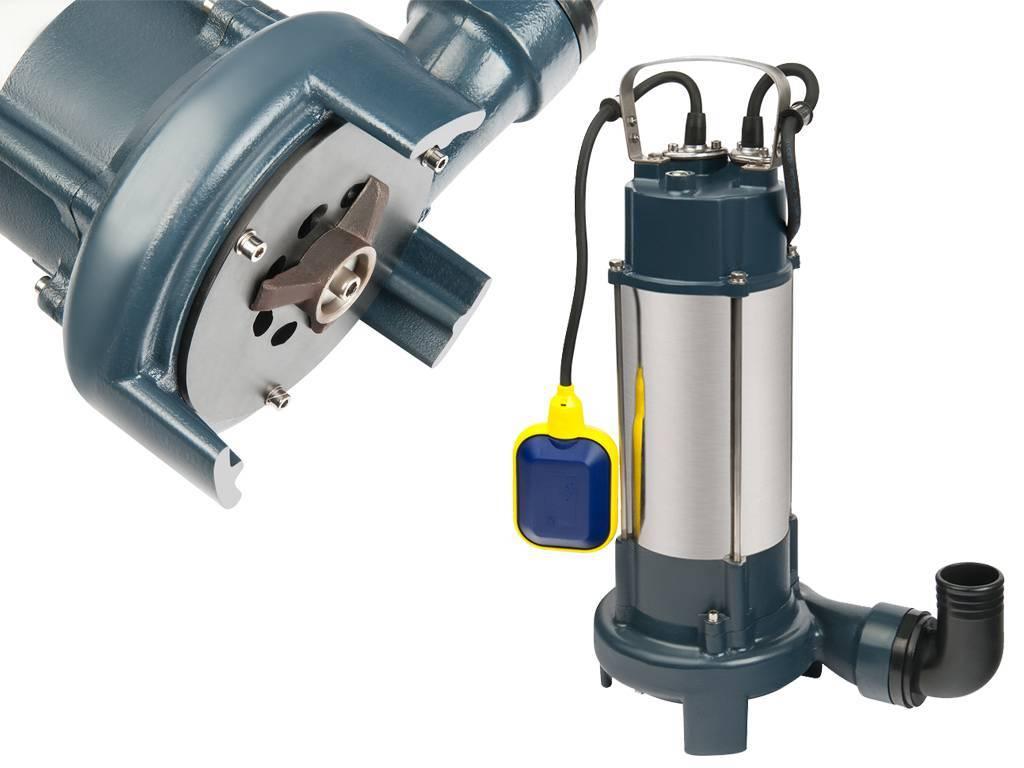 Выбираем фекальный насос с измельчителем для туалета или выгребных ям: бытовые или промышленные