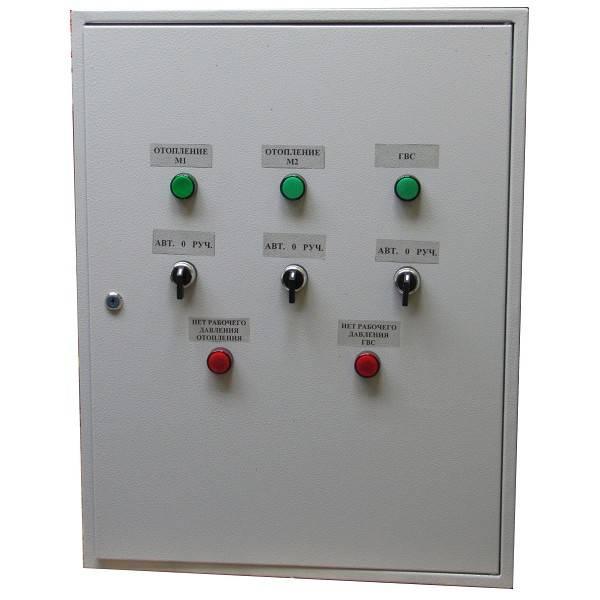 Шкаф управления насосами - виды, функции, назначение и принцип работы