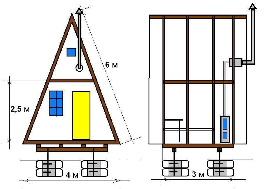 Самостоятельное строительство дачного туалета: варианты конструкций, обустройство