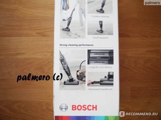 Обзор пылесоса bosch bbhmove2n: функции, характеристики + отзывы покупателей