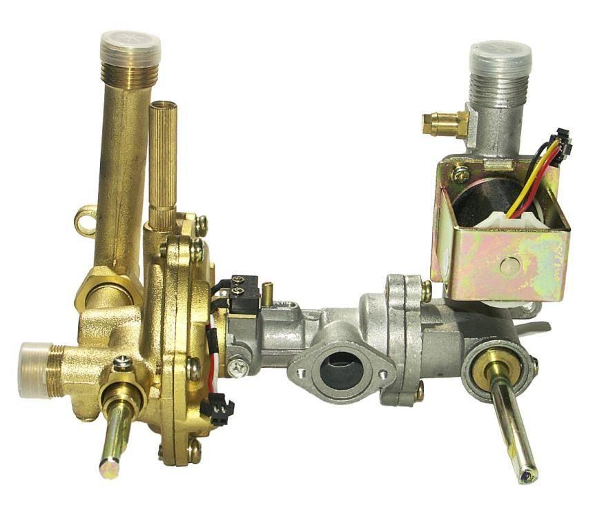 Устройство газовой колонки: принцип работы и схема